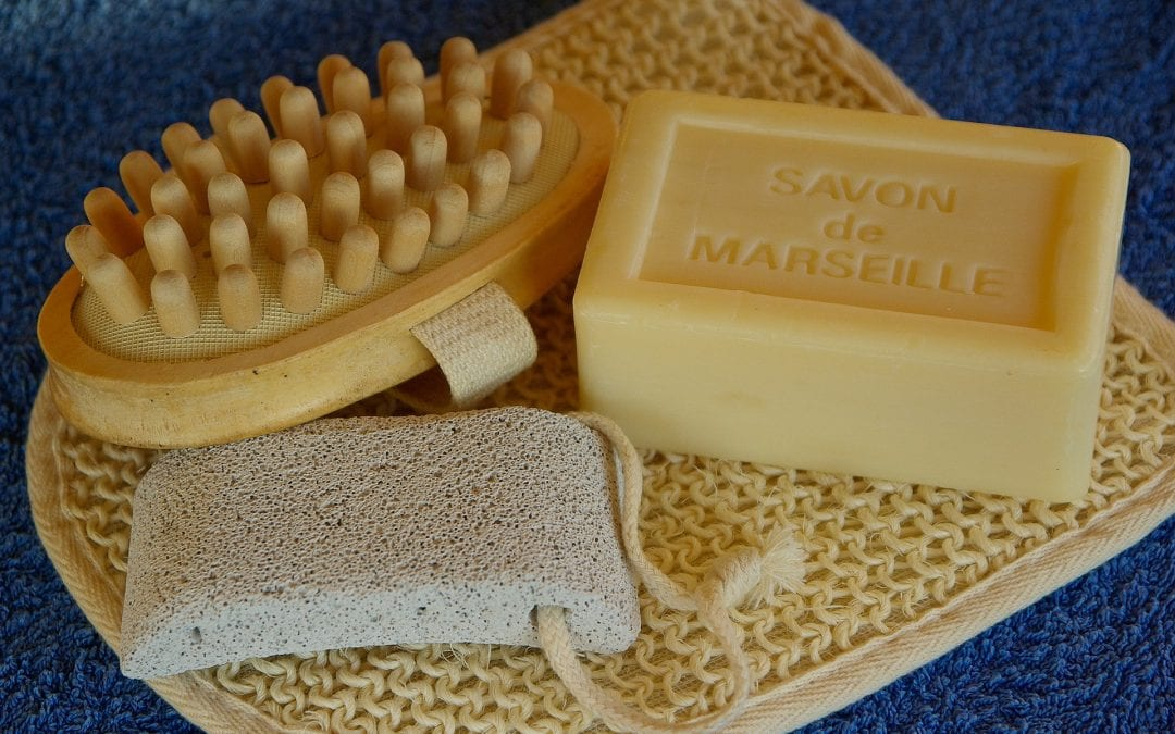 Dry Brushing for Lymphatic Detoxification and Longevity