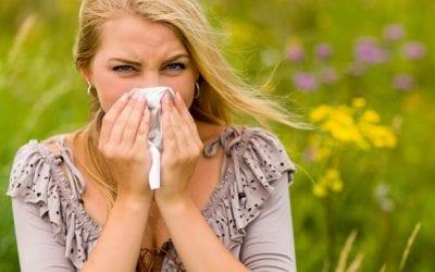Allergy Reducing Manual Sinus Drainage Technique